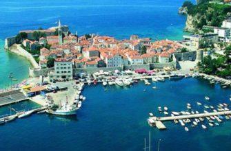 Где в Черногории чистые пляжи и море