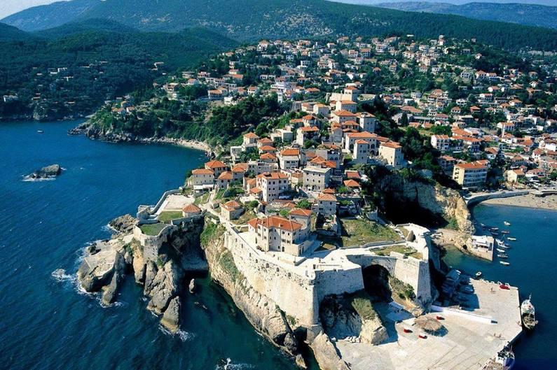 город в черногории