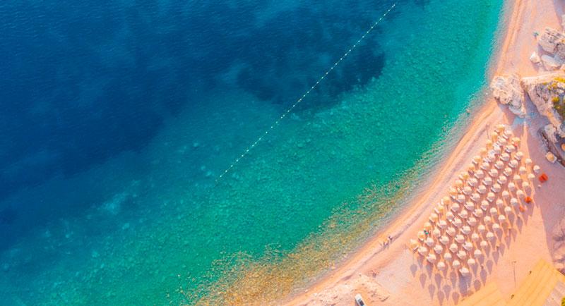 пляж-в-монтенегро